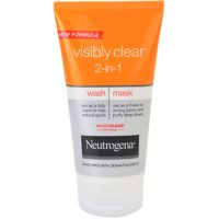 Neutrogena Visibly Clear 2-in-1 Reinigungsemulsion und Maske 2in1