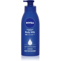 Nivea Body Milk tápláló testápoló krém a nagyon száraz bőrre