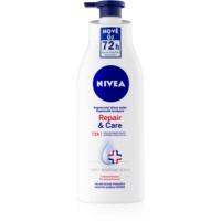 Nivea Repair & Care регенериращ лосион за тяло за много суха кожа