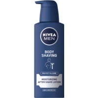 Nivea Men Protect & Care мляко за тяло  след бръснене
