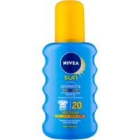 Nivea Sun Protect & Bronze intensives Bräunungsspray SPF 20