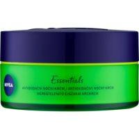 Nivea Urban Skin crema antioxidante de noche con ácido hialurónico