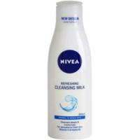 Refreshing Cleansing Facial Milk For Normal To Mixed Skin