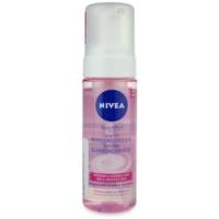 mousse de limpeza para pele seca e sensível