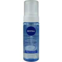 mousse de limpeza refrescante para pele normal a mista