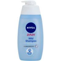 shampoing doux enfant