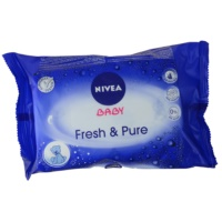 Nivea Baby Fresh & Pure Cleansing Napkins For Kids
