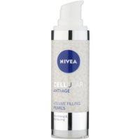 Nivea Cellular Anti-Age sérum intensivo de preenchimento antirrugas com ácido hialurónico para rosto, pescoço e decote