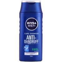 Nivea Men Cool шампоан против пърхот за сърбяща и раздразнена кожа