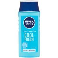 Nivea Men Cool champô para cabelo normal a oleoso