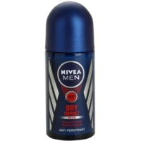 Nivea Men Dry Impact roll-on antibacteriano