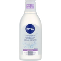 micelláris tisztító víz nyugtató hatással az érzékeny arcbőrre
