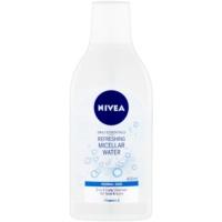 água micelar refrescante para pele normal