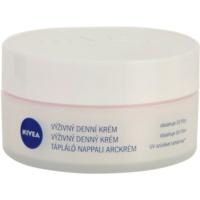 crema de zi hranitoare pentru piele uscata spre sensibila