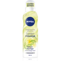 Nivea Silk Mousse Lemon Moringa пяна-грижа за душ