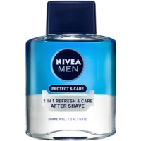 aftershave water