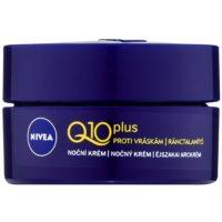 Nivea Q10 Plus nočný krém proti vráskam