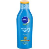 молочко для засмаги SPF 30