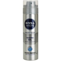 Nivea Men Silver Protect gel de ras
