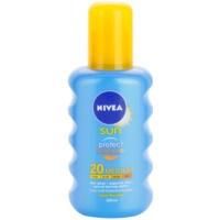 intensywny spray  do opalania SPF 20
