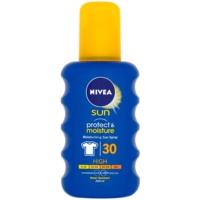 spray bronceador hidratante  SPF 30