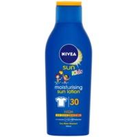 дитяче молочко для засмаги SPF 30