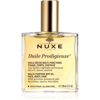 Nuxe Huile Prodigieuse Multi - Purpose Dry Oil for Face, Body and Hair