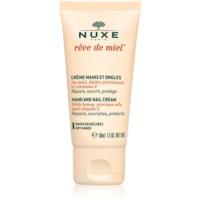 Nuxe Rêve de Miel крем за ръце и нокти за суха кожа