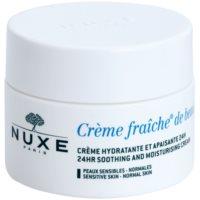 успокояващ и хидратиращ крем за нормална кожа, склонна към раздразнения