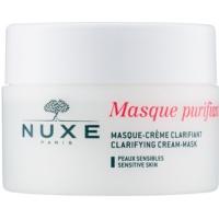 Reinigungsmaske für empfindliche Haut