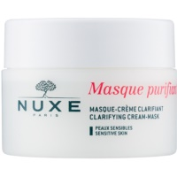 mascarilla limpiadora para pieles sensibles