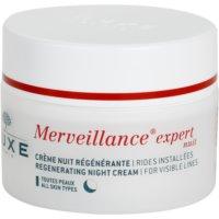 Nuxe Merveillance crème de nuit régénérante pour tous types de peau