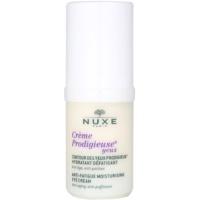 Nuxe Creme Prodigieuse crema hidratante y nutritiva para contorno de ojos