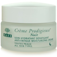Anti - Fatigue Moisturizing Cream Night Cream For All Types Of Skin