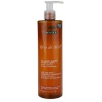Nuxe Reve de Miel почистващ гел  за суха кожа