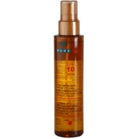 Sun Oil for  Face and Body SPF 10