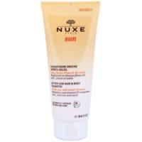 šampon za po sončenju za telo in lase