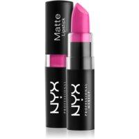 NYX Professional Makeup Matte Lipstick klassischer matter Lippenstift