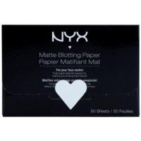 NYX Professional Makeup Blotting Paper mattosító papír