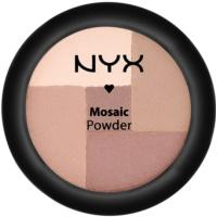 NYX Professional Makeup Mosaic fard de obraz sub forma de pudra