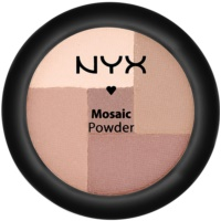NYX Professional Makeup Mosaic пудрові рум'яна