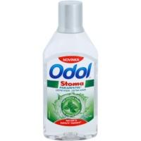 płyn do płukania jamy ustnej dla zdrowych zębów i dziąseł