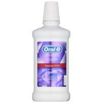elixir bocal para dentes brancos radiantes
