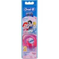 Oral B Stages Power EB10 Princess csere fejek a fogkeféhez extra soft