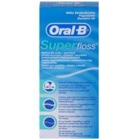 Oral B Super Floss nić dentystyczna do aparatu ortodontycznego oraz implantów