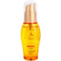 vyhlazující olej pro nepoddajné vlasy