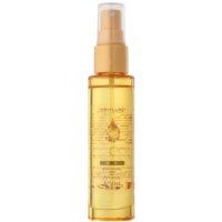 výživný olej na suché konečky vlasů