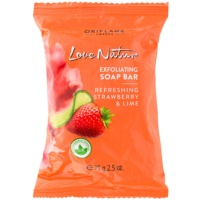 Bar Soap With Aromas Of Strawberries