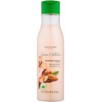 sprchový krém s mandlovým olejem