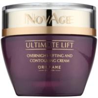 crema de noche antiarrugas con efecto lifting